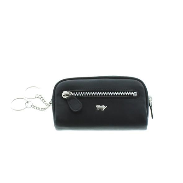 Braun Büffel Schlüsseletui Golf 92002 schwarz