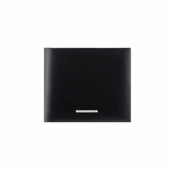 Porsche Design Querbörse Herren SLG Classic Wallet 4 schwarz