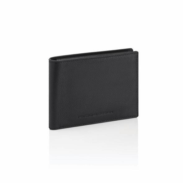 Porsche Design Querbörse SLG Business Wallet 4 schwarz