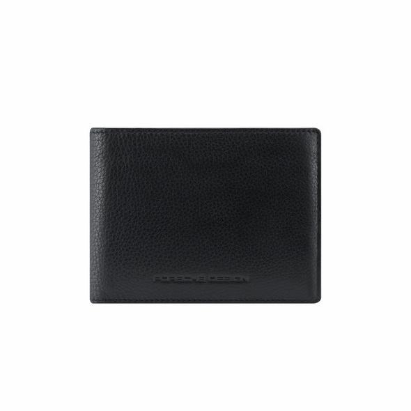 Porsche Design Querbörse Herren SLG Business Wallet 7 schwarz