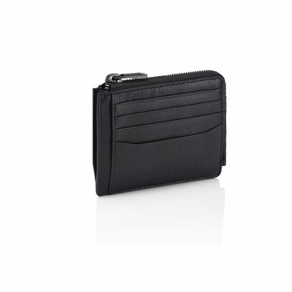 Porsche Design Kreditkartenetui SLG Business Wallet 11 Zip schwarz