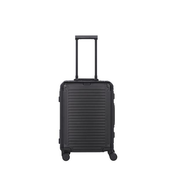 Travelite Reisetrolley Next 4W S 55cm schwarz
