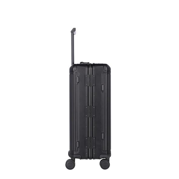 Travelite Reisetrolley Next 4W M 67cm schwarz
