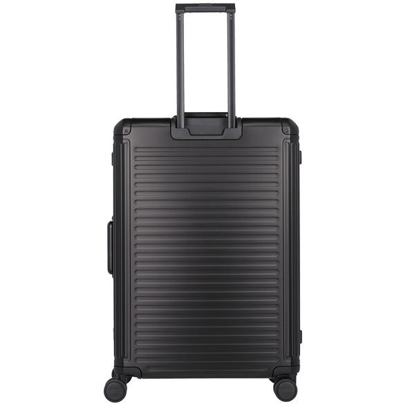 Travelite Reisetrolley Next 4W L 77cm schwarz