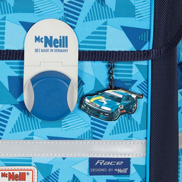 McNeill Schulranzen-Set 4tlg. Ergo Mac McAddy race