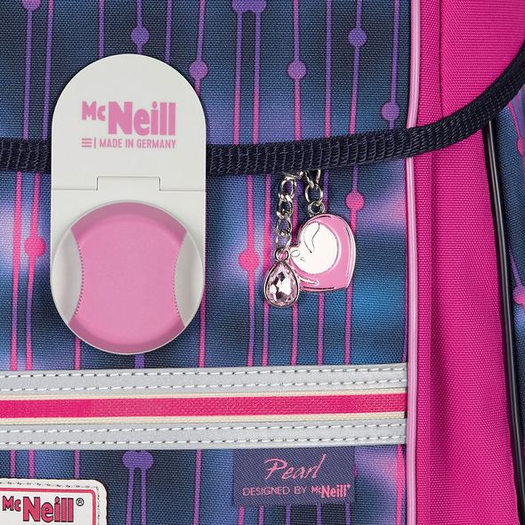 McNeill Schulranzen-Set 4-tlg. McLight Ergo Primero pearl