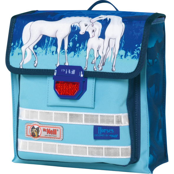 McNeill Kinder Rucksack Light Mini 6l horses