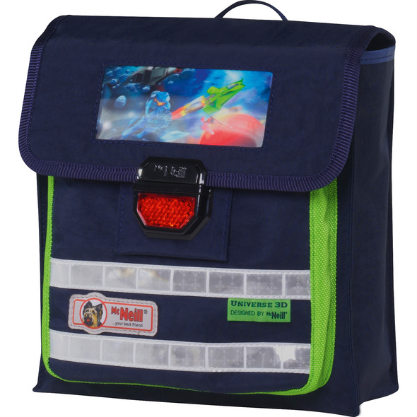 McNeill Kinder Rucksack Light Mini 6l Universe 3D