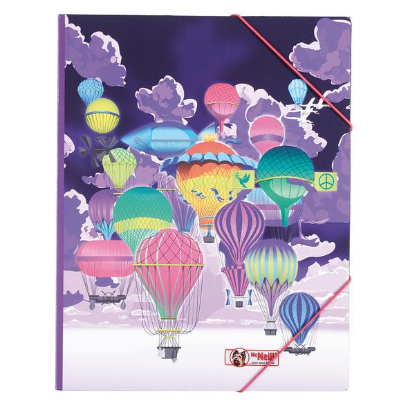 McNeill Gummizugmappe A4 Ballons