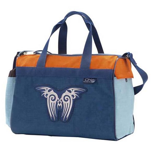 McNeill Sporttasche Mädchen 18l Chip Blue