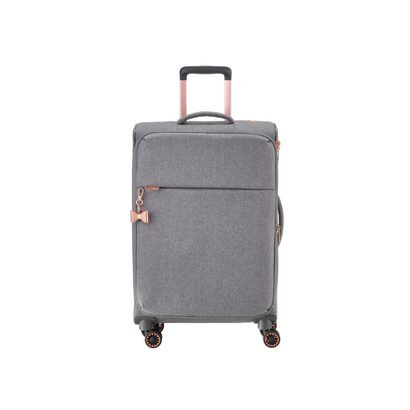Titan Reisetrolley Barbara 67cm grau