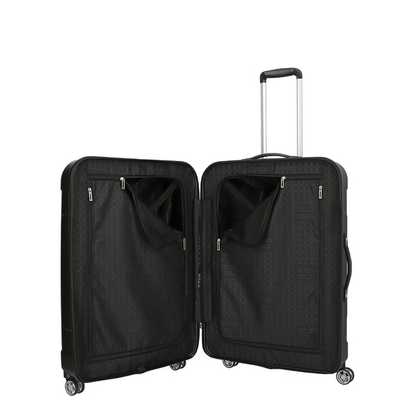 Titan Reisetrolley X-Ray L 77cm black