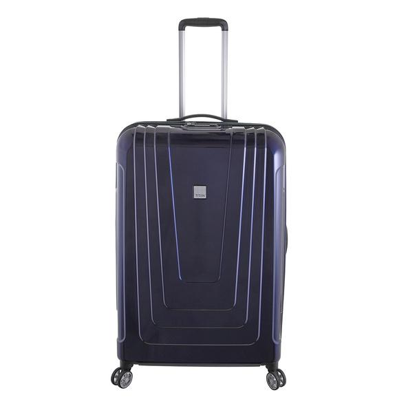Titan Reisetrolley X-Ray L 77cm space blue