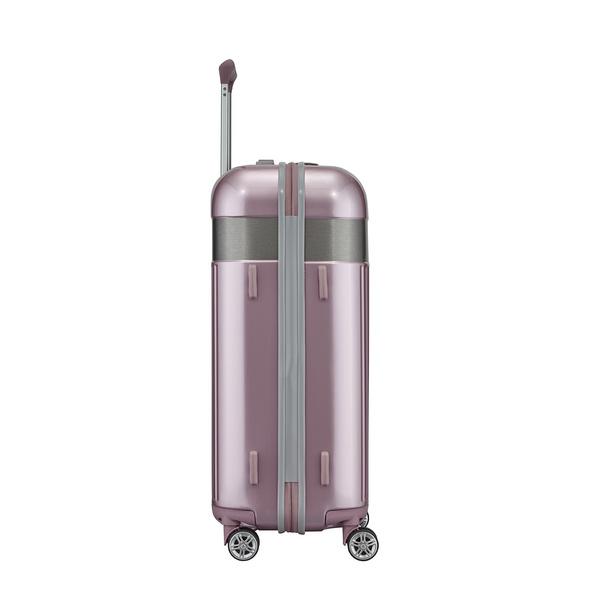 Titan Reisetrolley Spotlight Flash M 67cm pink milkshake