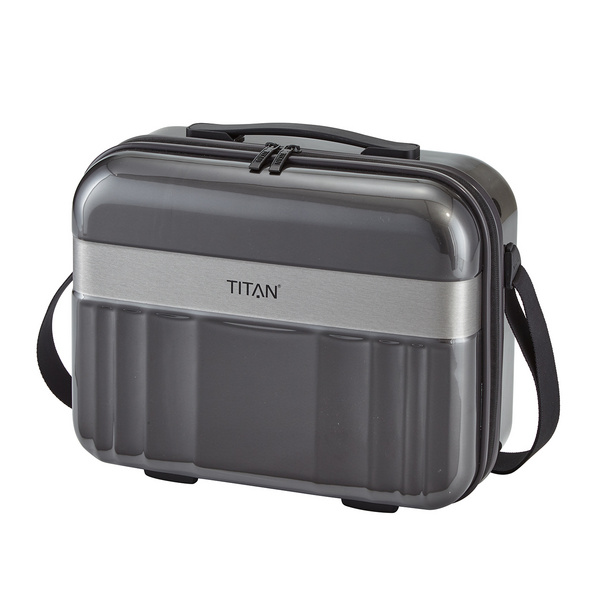 Titan Kosmetikkoffer Spotlight Flash 32cm anthrazit