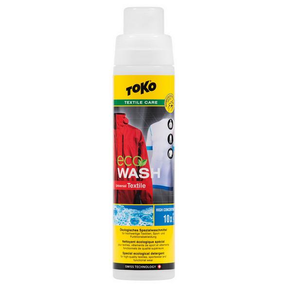Toko Spezialwaschmittel Eco Wash Universal Textile 250ml