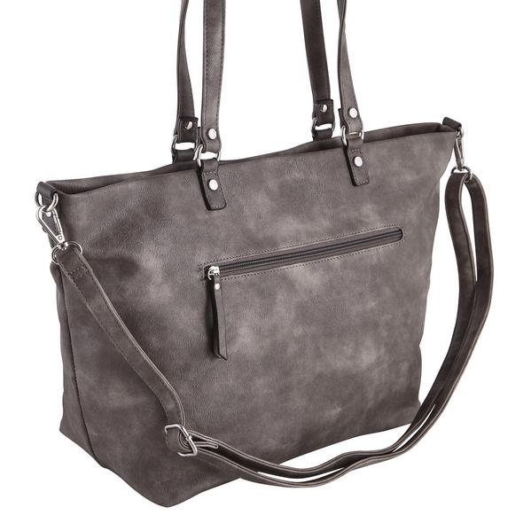 Sina Jo Shopper 764 dark grey