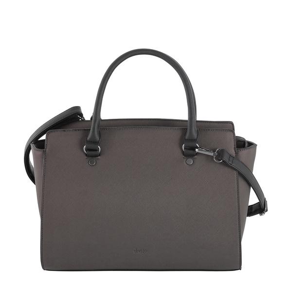 Sina Jo Kurzgriff Tasche 611 dark grey