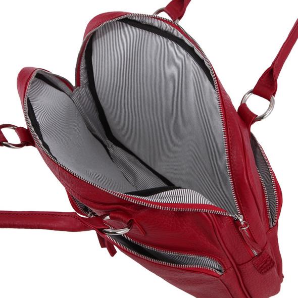 Funbag Kurzgriff Tasche 15541 schwarz