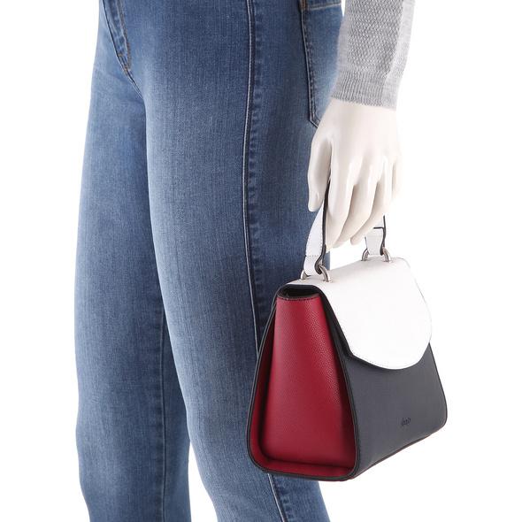 Sina Jo Kurzgriff Tasche Jill blue (VE 3)