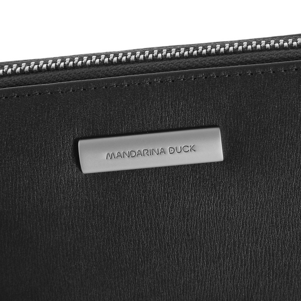 Mandarina Duck Portmonee Damen Hera 3.0 11 schwarz