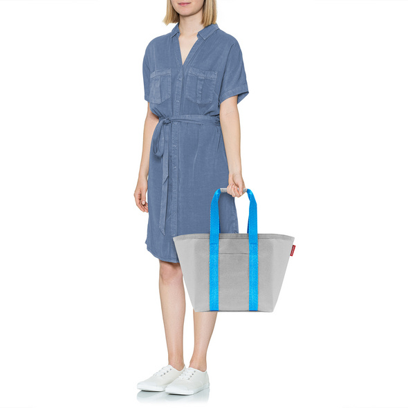 reisenthel Einkaufsshopper re-shopper 1 light grey