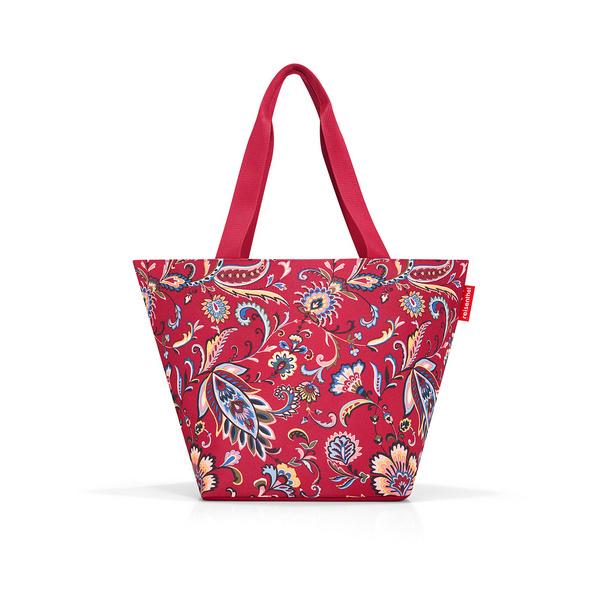 reisenthel Einkaufsshopper m paisley ruby