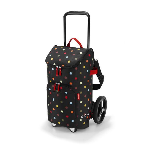 reisenthel Einkaufstrolley citycruiser bag 45l dots