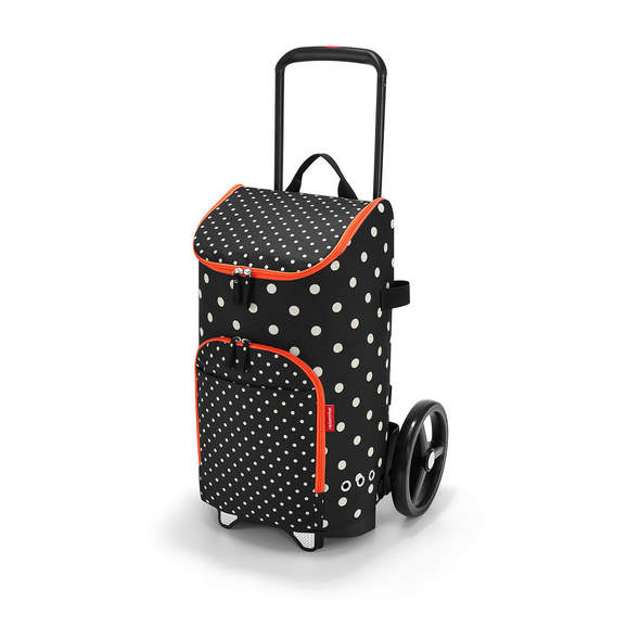 reisenthel Einkaufstrolley citycruiser bag 45l mixed dots