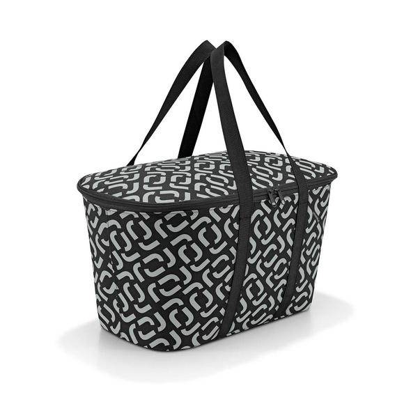reisenthel Einkaufskorb coolerbag 20l signature black