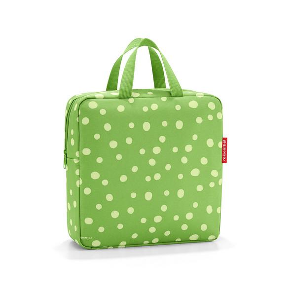 reisenthel Einkaufsshopper Foodbox Iso M spots green