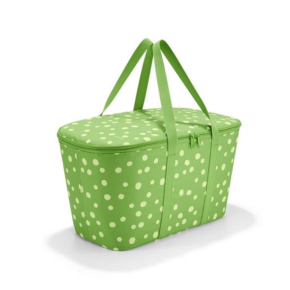 reisenthel Einkaufskorb coolerbag 20l spots green