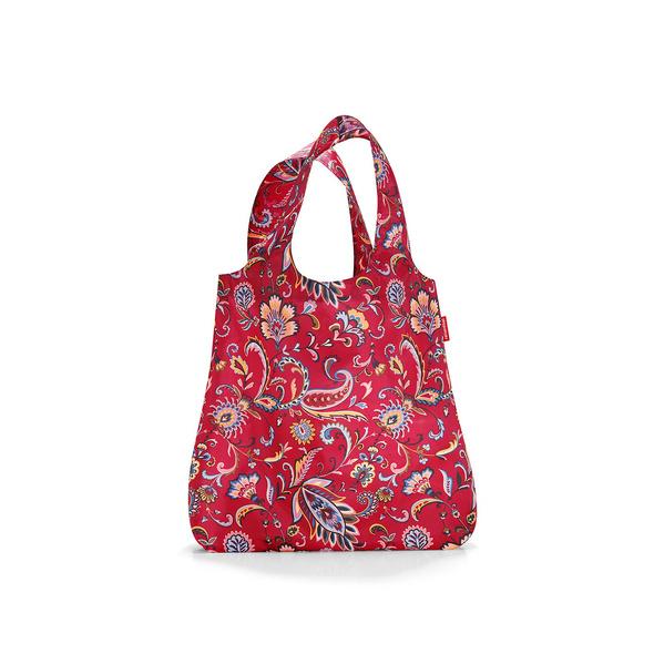 reisenthel Faltbeutel mini maxi Shopper paisley ruby