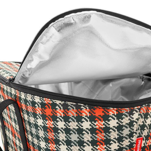 reisenthel Einkaufskorb coolerbag 20l glencheck red