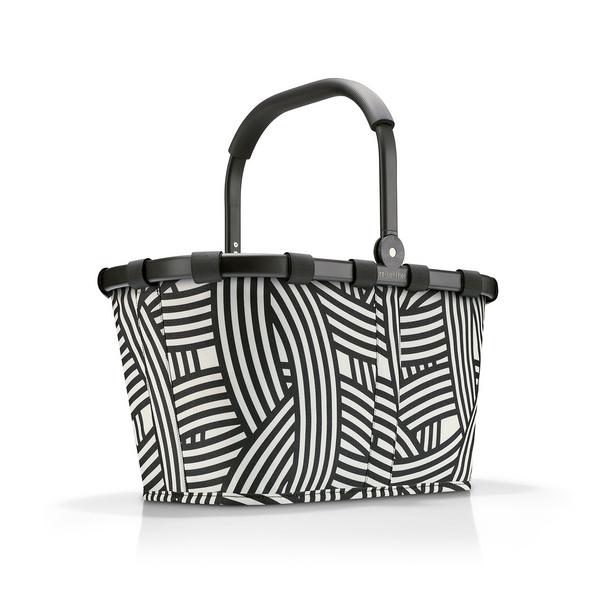 reisenthel Einkaufskorb carrybag gemustert 22l zebra