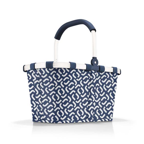 reisenthel Einkaufskorb carrybag 22l signature navy