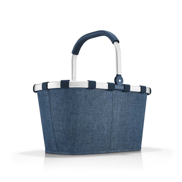 reisenthel Einkaufskorb carrybag 22l twist blue