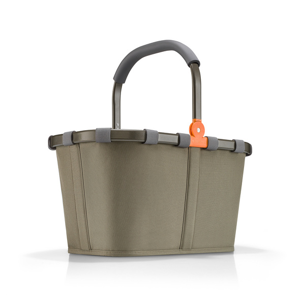 reisenthel Einkaufskorb carrybag einfarbig 22l oliv green