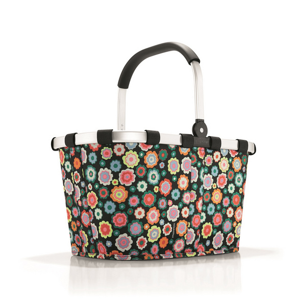 reisenthel Einkaufskorb carrybag gemustert 22l happy flowers