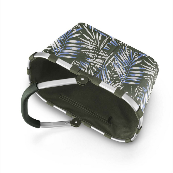 reisenthel Einkaufskorb carrybag 22l jungle trail green