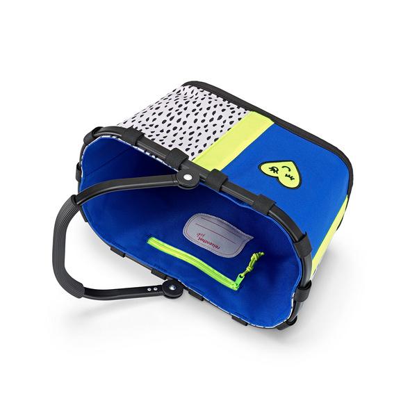 reisenthel Einkaufskorb Carrybag XS 5l leo neon