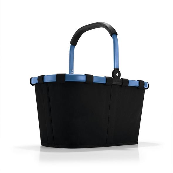 reisenthel Einkaufskorb carrybag 22l blau/schwarz