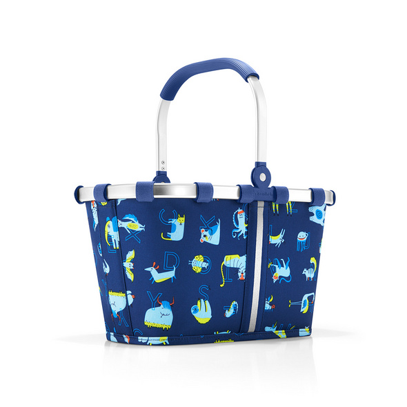 reisenthel Einkaufskorb Carrybag XS 5l abc friends blue