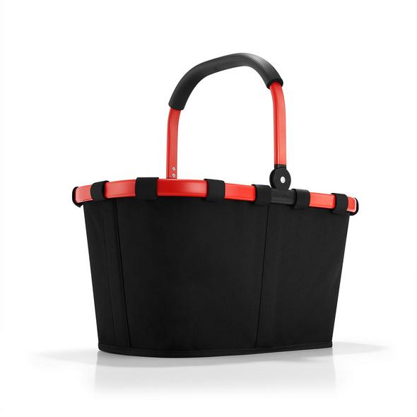 reisenthel Einkaufskorb carrybag 22l rot/schwarz