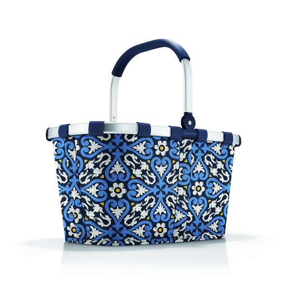 reisenthel Einkaufskorb carrybag gemustert 22l floral 1