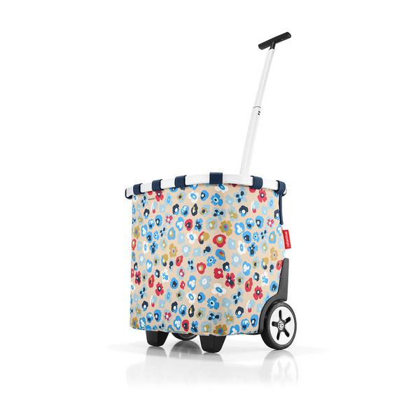 reisenthel Einkaufstrolley carrycruiser 40l millefleurs
