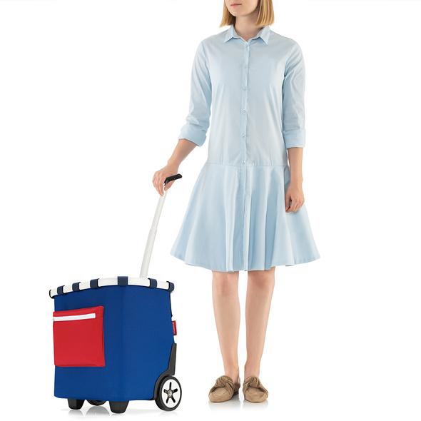 reisenthel Einkaufstrolley carrycruiser 40l nautic