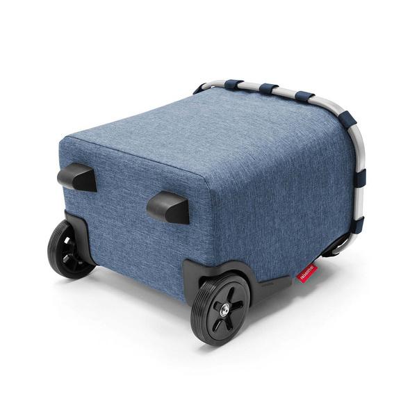 Reisenthel Einkaufstrolley Carrycruiser 40l twist blue