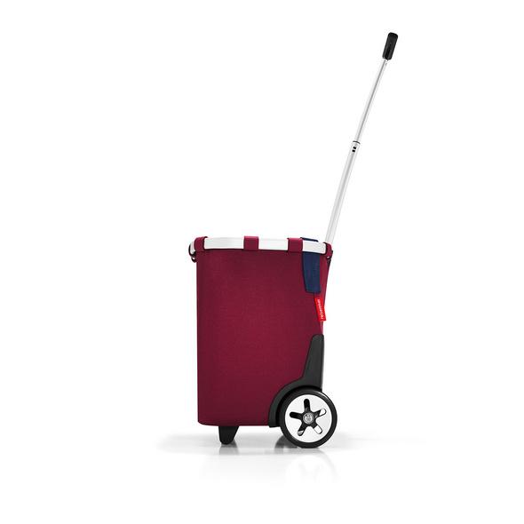 reisenthel Einkaufstrolley carrycruiser 40l dark ruby