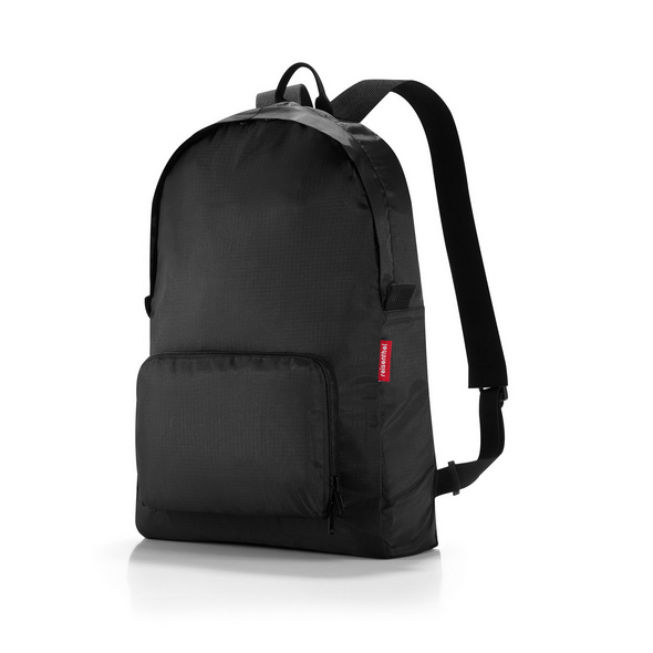 reisenthel Faltbeutel mini maxi Rucksack 14l black